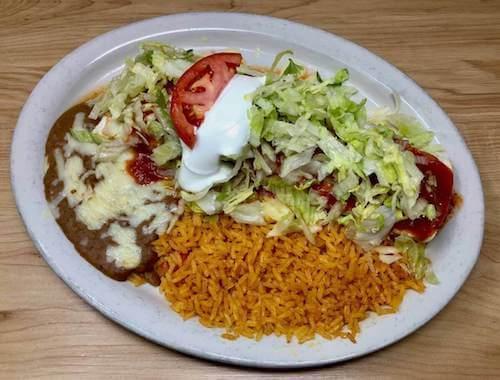 Campesina Burrito