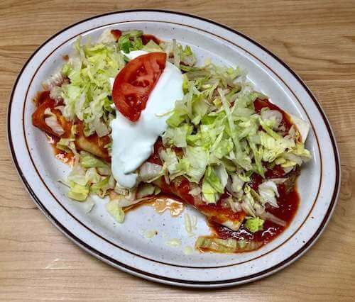 Deluxe Burritos