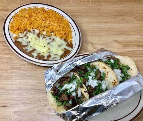 Street Tacos (Azada)