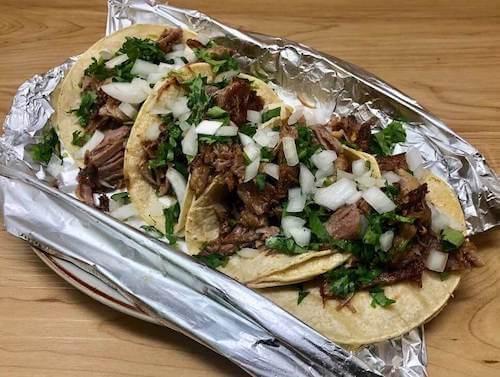 Street Tacos (Carnitas)